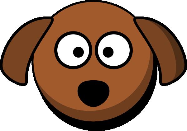 Sad Puppy Dog Face Clipart