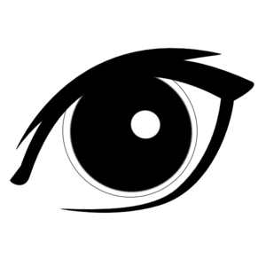 Eye Vector Free Clip Art