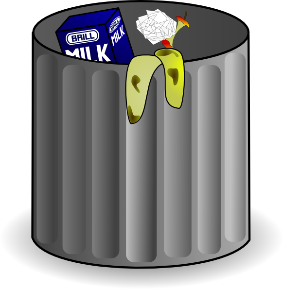 Trash Clip Art at Clker.com - vector clip art online ...