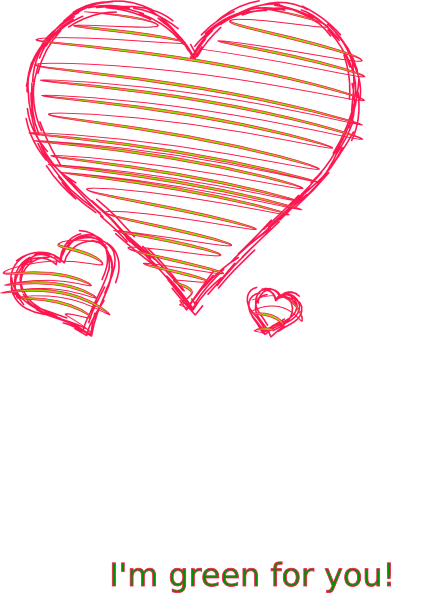 Pink Heart Clip Art At Clker Com Vector Clip Art Online