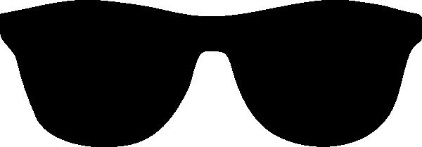 Sunglasses Logo Black And White Sunglasses Clip...