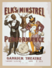 Elk S Minstrel Performance Given By Chicago Lodge No. 4, B.p.o.e. Clip Art