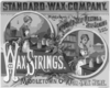Standard Wax Company, Wax Strings Clip Art