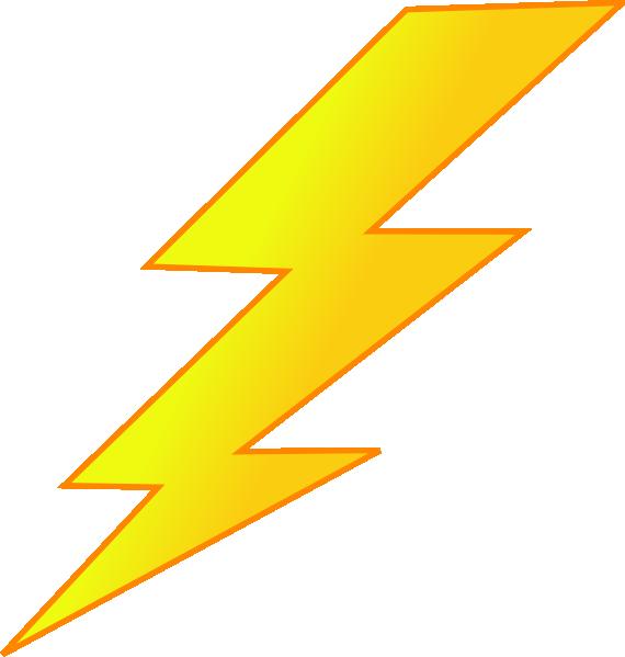 rayo clip art at clker com vector clip art online lightning bolt clipart vectorized lightning bolt clip art blue