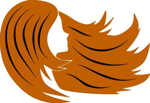 Red Hair Clip Art At Clker Com Vector Clip Art Online Royalty Free Amp Public Domain