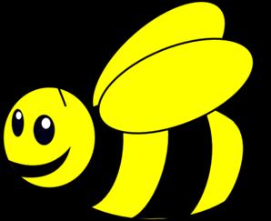 Bumble Bee Yellow Clip Art at Clker.com - vector clip art ...