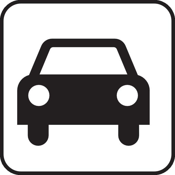 car park sign clip art at clkercom vector clip art