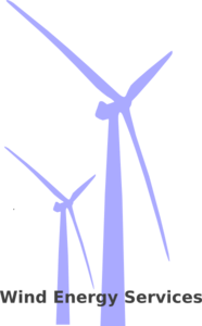 Cwtc Wind Turbine 2 Gradient Clip Art