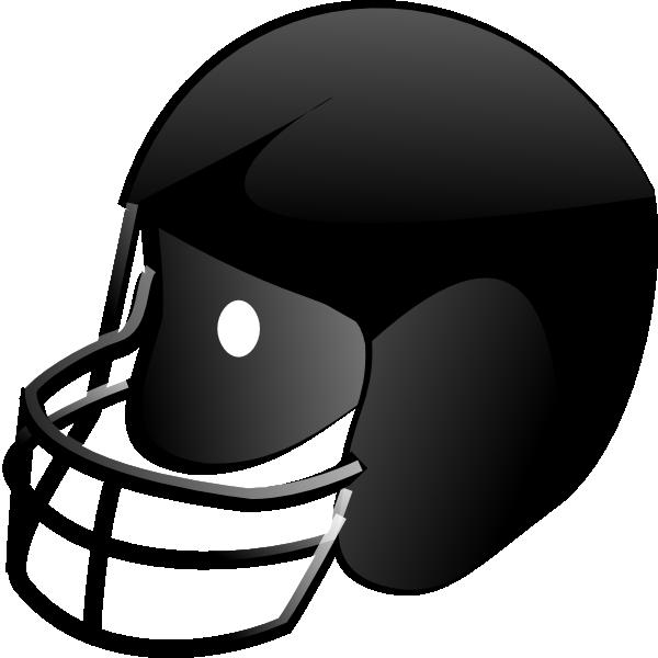 Football Helmet Clip Art at Clker.com - vector clip art ... (600 x 600 Pixel)