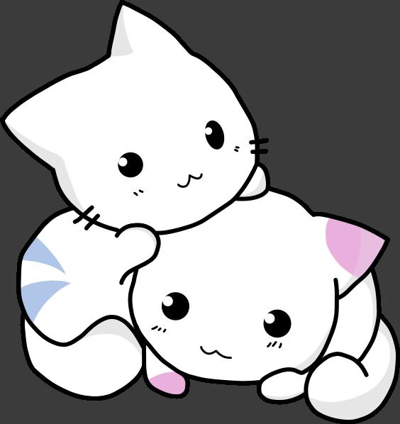Scared Cats Clip Art At Clker Com Vector Clip Art Online