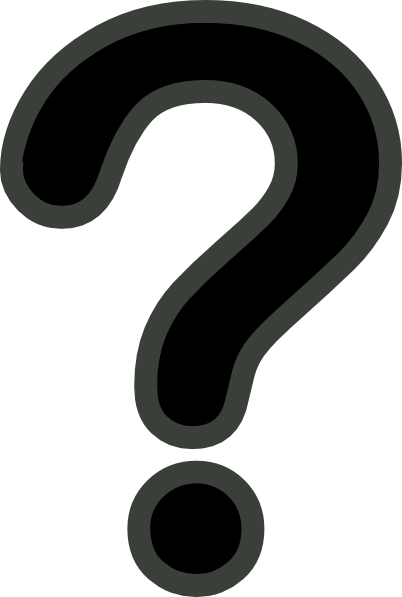 black and grey question mark clip art at clker com vector clip art rh clker com clipart question mark stamp clip art question mark
