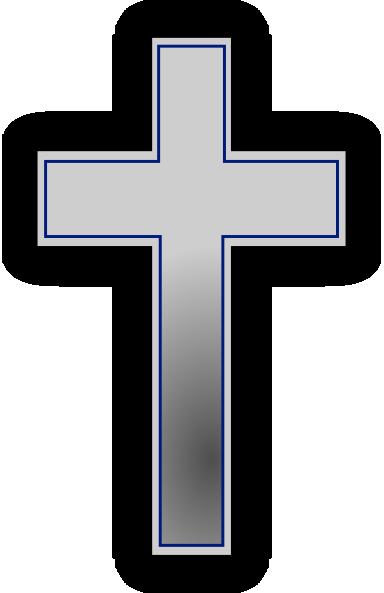 Simple Cross Clip Art at Clker.com - vector clip art ...