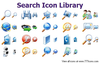 Search Icon Library Image