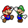 Super Mario Brothers Clipart Image