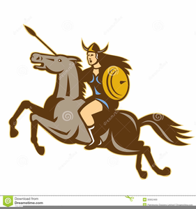 Horse Riding Clipart Free Image