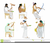 Greek Goddesses Clipart Image