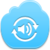 Free Blue Cloud Audio Converter Image