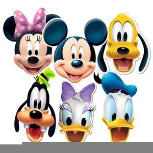 Mickey Mouse Clubhouse Clipart Free Image