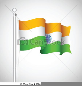 Clipart Waving Flag Image