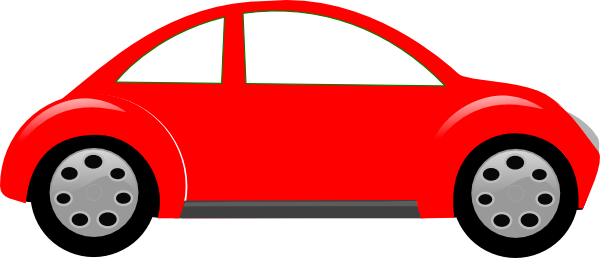 Clip Art Of Cartoon Sports Cars