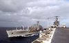The Military Sealift Command Replenishment Oilier Usns Tippecanoe (t-ao 199) Image