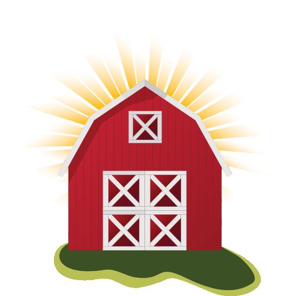 Red Barn Clip Art At Clker Com Vector Clip Art Online