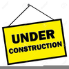 Clipart House Under Construction Image
