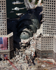 An Aerial View Shows Only A Small Portion Of The Crime Scene Where The World Trade Center Collapsed Following The Sept. 11 Terrorist Attack Image