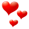 Red Heart Icon Image