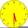 Clock Clipart Kids Image