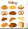 Bread Loaves Clipart Image
