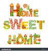 Welcome Back Home Clipart Image