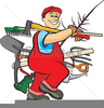 Free Clipart Working Man Image