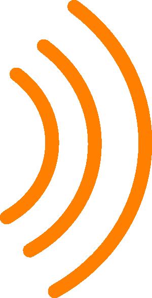 Radio Waves Clip Art at Clker.com - vector clip art online ...