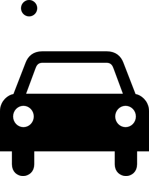 Simple Black Car Clip Art at Clker.com - vector clip art ...