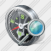 Icon Compass Search Image