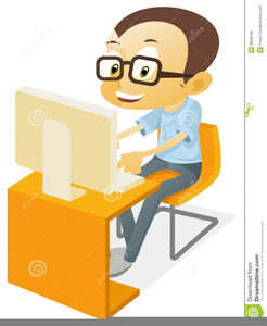 Free Clipart Computer Equipment Image