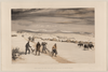 The Camp Of The Second Division, Looking East January 1855  / W. Simpson Delt. Image