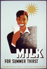 Milk - For Summer Thirst Image