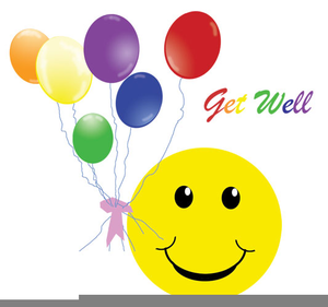 Free Feel Better Clipart Image