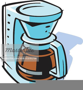Coffee Maker Clipart Free Images At Clkercom Vector Clip Art