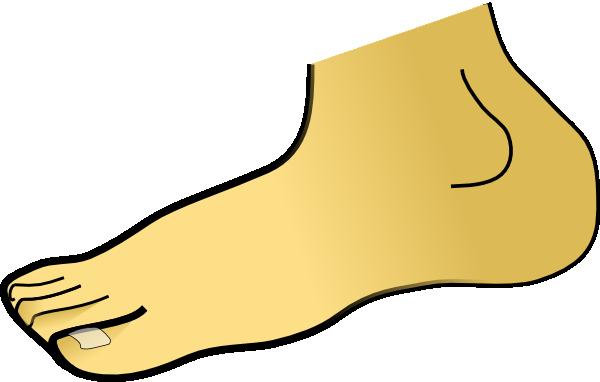 foot clip art at clker com vector clip art online foot clip art free food clipart images free