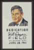 Dedication, Will Rogers Field, Oklahoma City, June 28, 1941 Clip Art