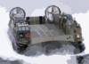 Lcac Approaches Uss Saipan Clip Art