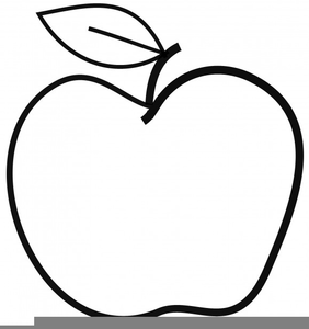 Apple half. Clipart free images at