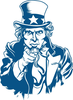 Free Clipart Uncle Sam Wants You Image