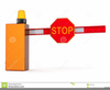 Red Stop Sign Clipart Image