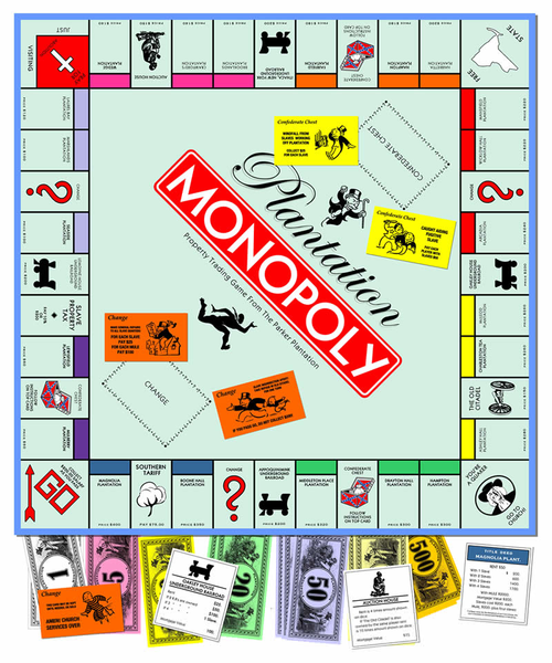 Monopoly Game Card Clipart | Free Images at Clker.com - vector ...