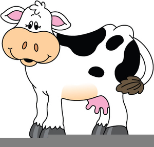 Chick Fil A Cow Clipart Image