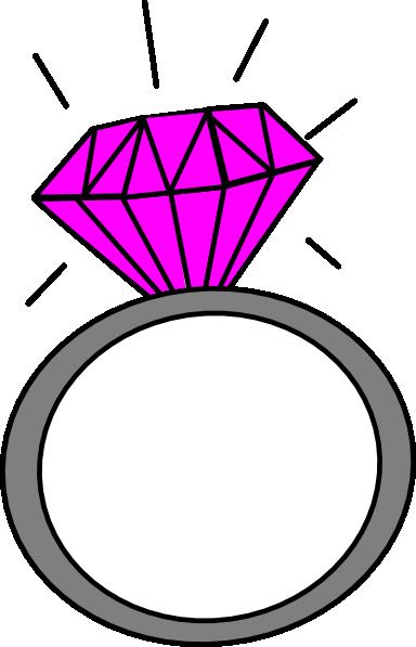 Purple Weding Rings 02 - Purple Weding Rings